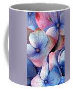 Ageing Hydrangea Coffee Mug
