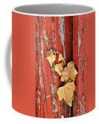 Aging Together Barn  Coffee Mug