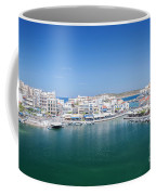 Agios Nikolaos Overview Coffee Mug