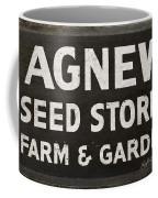 Agnew Seeds Roanoke Virginia Coffee Mug