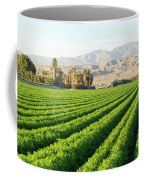 Agriculture In The Desert Coffee Mug