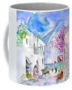 Agua Amarga 06 Coffee Mug by Miki De Goodaboom