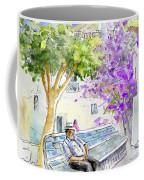 Agua Amarga 11 Coffee Mug by Miki De Goodaboom