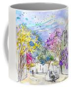 Agua Amarga 12 Coffee Mug