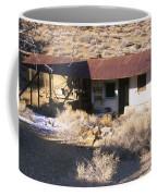 Aguereberry Camp - Death Valley Coffee Mug