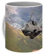 Agusta Merlin Flies The Loop  Coffee Mug