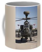 Ah-64d Apcahe Longbow At Pinal Airpark Coffee Mug