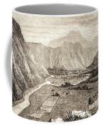 Ahuapuaa Lithograph Coffee Mug