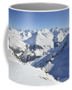 Aiguilles De La Grande Sassiere Coffee Mug