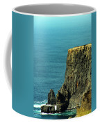 Aill Na Searrach Cliffs Of Moher Ireland Coffee Mug
