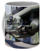 Aim-92 Stinger Weapon And Gunpod Coffee Mug