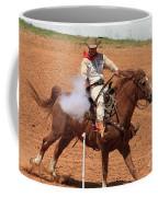Aim..fire..pop Coffee Mug