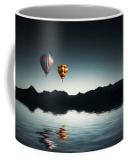 Air Balloons Coffee Mug