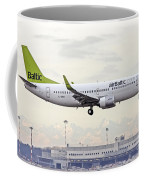 Air Baltic Boeing 737-300 Coffee Mug