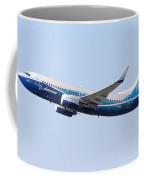 Air Berlin B737 700 Dreamliner D Abbn Coffee Mug
