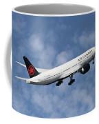 Air Canada Boeing 777-233 Coffee Mug