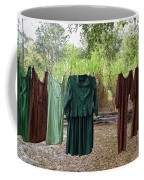 Air Dried Laundry Coffee Mug