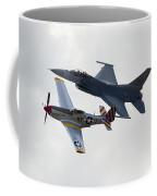 Air Force Heritage Flight Coffee Mug