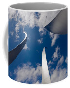Air Force Memorial Coffee Mug by Louise Heusinkveld