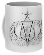 Air Force Specialty Badge Coffee Mug