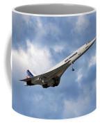 Air France Concorde 118 Coffee Mug