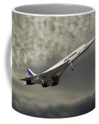 Air France Concorde 116 Coffee Mug