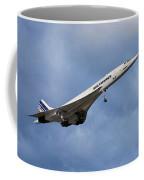 Air France Concorde 117 Coffee Mug