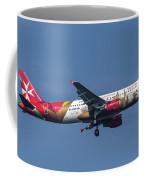 Air Malta Airbus A320-214 Coffee Mug