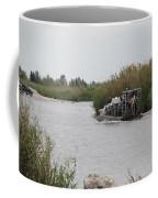 Airboat Rides 25 Cents Coffee Mug