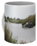 Airboat Rides 25 Cents Coffee Mug