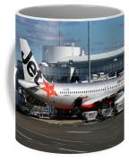 Airbus A320-232 Coffee Mug