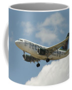 Airbus A320 Denver International Airport Coffee Mug