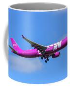 Airbus A330-343e Wow Air Coffee Mug