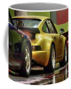Aircooled Row Coffee Mug