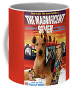 Airedale Terrier Art Canvas Print - The Magnificent Seven Movie Poster Coffee Mug