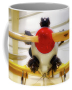 Airplane Wooden Propeller And Engine Pt 22 Recruit 02 Coffee Mug