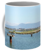airport on Corfu island Greece Coffee Mug