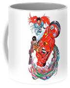 Akira, Coffee Mug