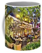 Al Fresco Dining Coffee Mug by Chuck Staley