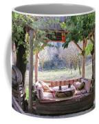 Al Fresco Dining Coffee Mug