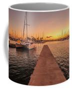 Ala Wai Harbor Sunset Coffee Mug