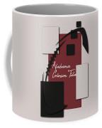 Alabama Crimson Tide Art Coffee Mug