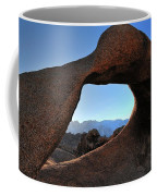 Alabama Hills Window Coffee Mug