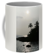 Alabaster Sunset Makena Landing Maui Hawaii Coffee Mug