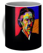 Alan Watts Portrait Coffee Mug