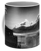 Alaska Black  Coffee Mug
