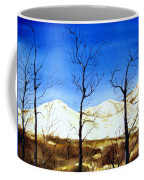Alaska Blue Sky Day  Coffee Mug