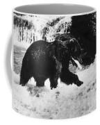 Alaska: Brown Bear Coffee Mug