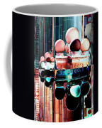 Alaska Building Lights Coffee Mug