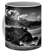 Alaska Bw Grain  Coffee Mug